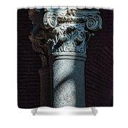 Sant'agnese Fuori Le Mura Shower Curtain
