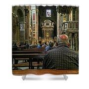 Sant'agostino Shower Curtain