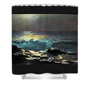 Sunlight On The Coast - Digital Remastered Edition Shower Curtain