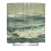 The Roaring Forties  Shower Curtain