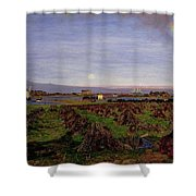 Walton-on-the-naze Shower Curtain
