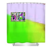 10-31-2015a Shower Curtain