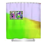 10-31-2015ab Shower Curtain