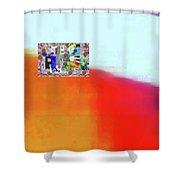 10-31-2015abcdefghi Shower Curtain