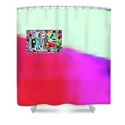 10-31-2015abcdefghijklmn Shower Curtain
