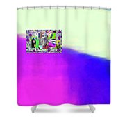 10-31-2015abcdefghijklmnopqrt Shower Curtain