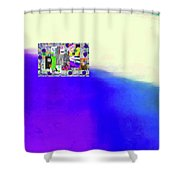 10-31-2015abcdefghijklmnopqrtuvw Shower Curtain