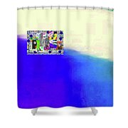 10-31-2015abcdefghijklmnopqrtuvwx Shower Curtain