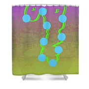 11-6-2015dabcdefghijk Shower Curtain