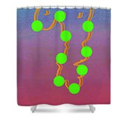 11-6-2015dabcdefghijklmnopqrt Shower Curtain