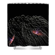 Saint Louis Riverfront 4th Of July 2018 Shower Curtain