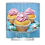 15 Eat Me Now  Shower Curtain