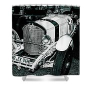 1920's Mercedes Benz Convertible Shower Curtain