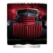 1946 Pickup Shower Curtain