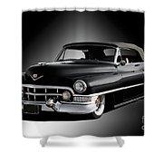 1951 Cadillac Series 62 Convertible Shower Curtain