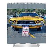 1973 Dodge Challenger Shower Curtain