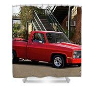1983 Chevrolet C10 Lrhh Pickup I Shower Curtain