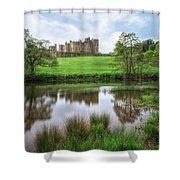 Alnwick - England Shower Curtain