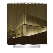 An Evening At The Nelson - Atkins Art Museum Shower Curtain