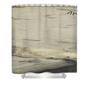 Asparagus  Shower Curtain