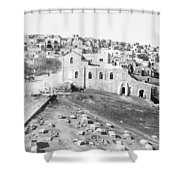 Bethlehem 19th Century Shower Curtain