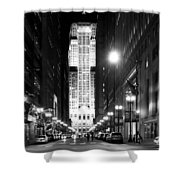 Cbot Shower Curtain