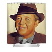 Charles Laughton, Vintage Actor Shower Curtain