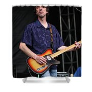 Drive By Truckers Mike Cooley Shower Curtain