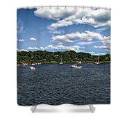 Greenwich Bay Shower Curtain