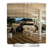 Helsinki Central Library Shower Curtain