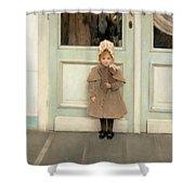 Jeanne Kefer Shower Curtain