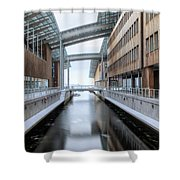 Oslo - Norway Shower Curtain