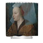 Portrait Of A Noblewoman Shower Curtain