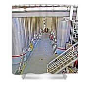 Sterling Vineyards 2 Shower Curtain