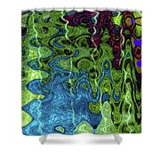 3-9-2010fabcdefgh Shower Curtain