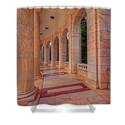 Arlington National Cemetery Memorial Amphitheater Shower Curtain