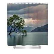 Wanaka - New Zealand Shower Curtain