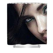 Dermavix Shower Curtain