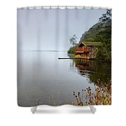 Misty Ullswater Shower Curtain