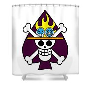 Onepiece Shower Curtain