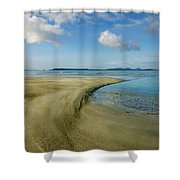 Berneray Shower Curtain