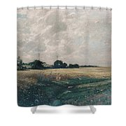 Broad Acres  Shower Curtain