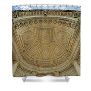 Arlington National Cemetery Memorial Amphitheater Shower Curtain
