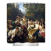 Florinda  Shower Curtain