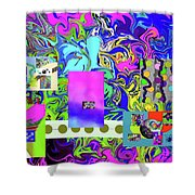 9-10-2015babcdef Shower Curtain