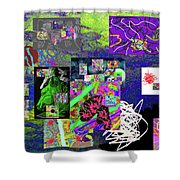 9-12-2015abcdefghijklmnopqrtuv Shower Curtain