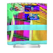 9-18-2015fabcdef Shower Curtain