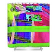 9-18-2015fabcdefghijklm Shower Curtain