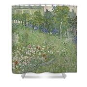 Daubignys Garden  Shower Curtain