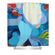 A Woman Named Emory Shower Curtain